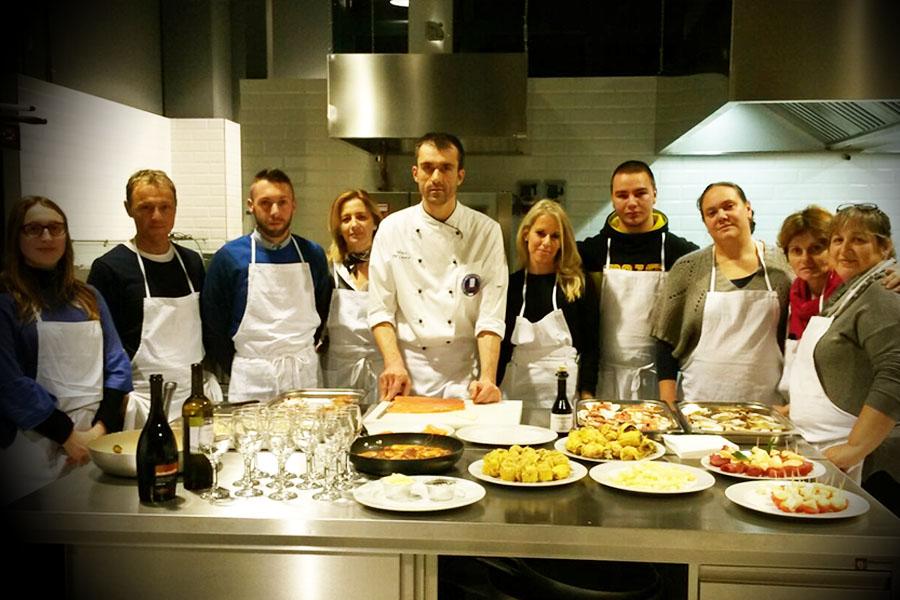 Accademia il sapere dei sapori scuola di cucina - Accademia di cucina ...